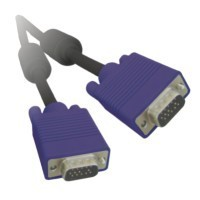 VGA Cable 40 M/M Or (2050922)