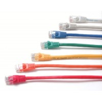 Cordon RJ45 droit Cat 5 STP blindé