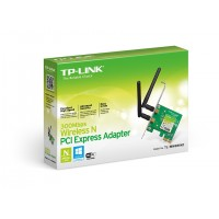 TL-WN881ND  Adaptateur PCI Express WiFi N 300Mbps