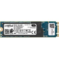 250GB Crucial M.2 (2280) MX500 SATAIII 3D 7mm retail CT250MX500SSD4