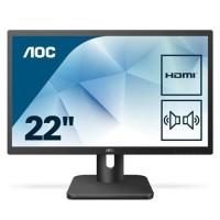 22E1D HDMI 1.4 x 1, VGA, DVI   HP