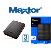 HDX 1TB 2.5 Maxtor USB 3.0 Noir