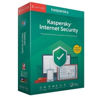 Kaspersky Internet Security 2020 3 Postes / 1 An...