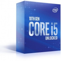 Core i5 10600K LGA1200 12MB Cache 4,1GHz retail