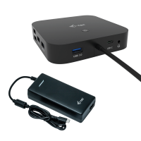 I-tec USB Type C Docking Station chargeur 100 W...