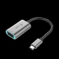 I-TEC USB-C Metal VGA Adapter 1080p/60Hz  C31METALVGA60HZ