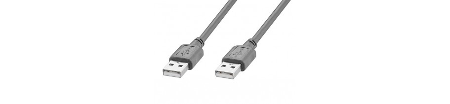 Cordons USB 2.0 A-A